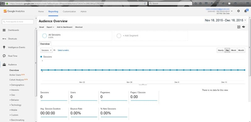 how to install google analytics/